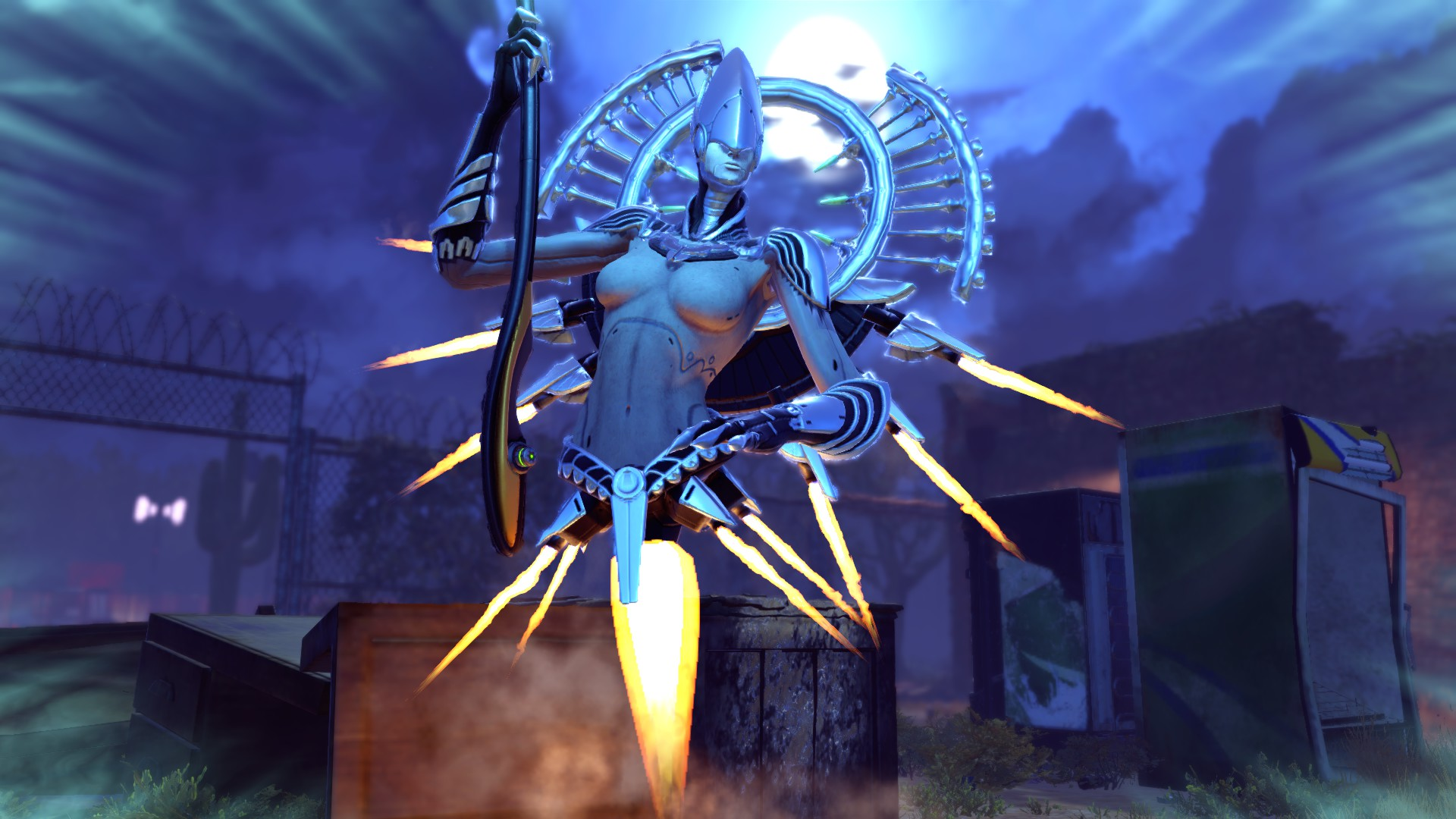 My Headcanon For Why The Archon Is Hard To Hit Is That My -4797